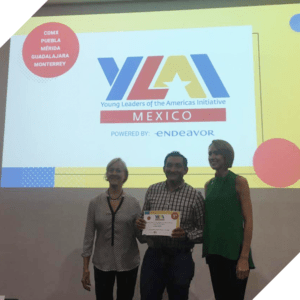 Young Leaders of the Americas Initiative México 2019 (YLAI)